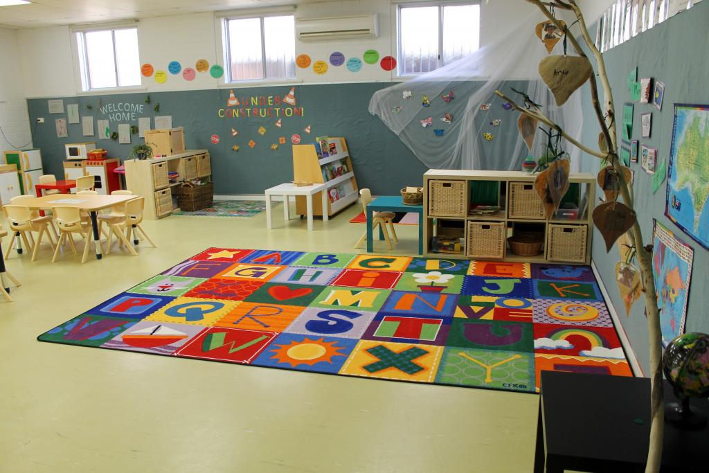 Fremantle Kindy Room
